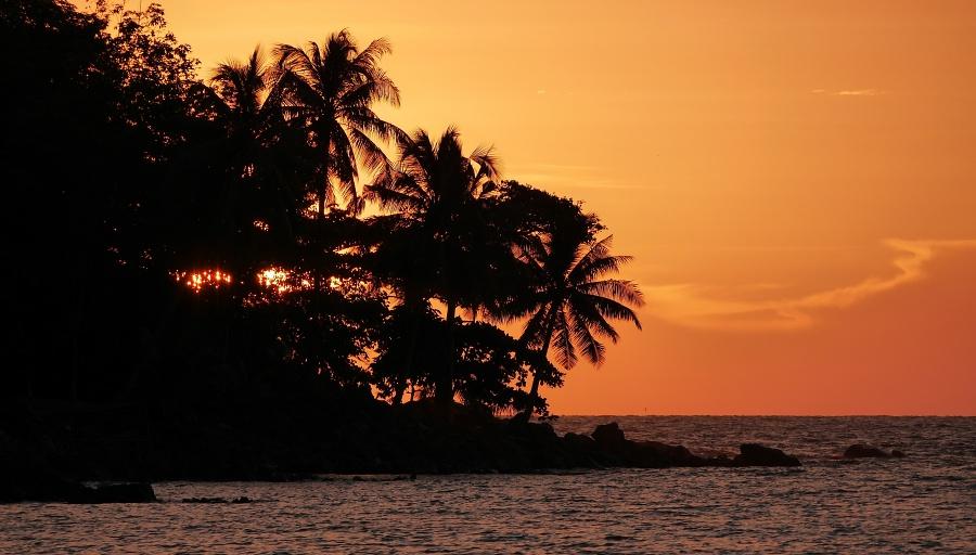8 минут до захода солнца